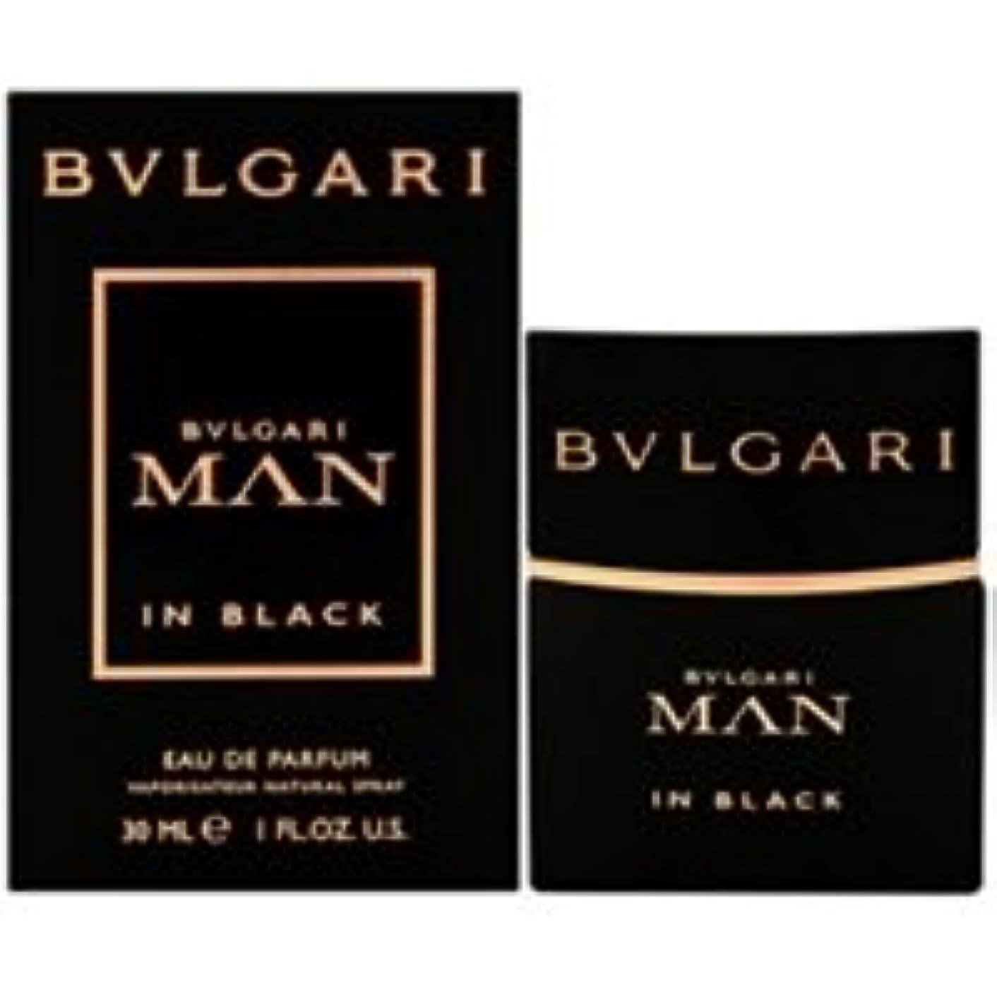 方法論拘束する驚くばかりブルガリ BVLGARI ブルガリ マン イン ブラック EDP SP 30ml