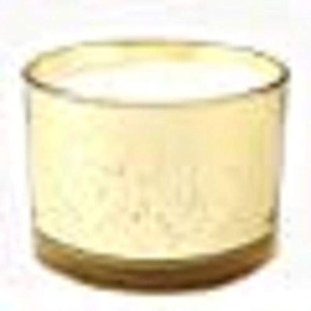 泳ぐランデブー曇ったKathina Tyler Statureゴールドonゴールド16oz香りつきJar Candle