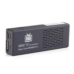 MK808 Bluetooth 搭載 Android 4.1.1 Dual-Core 1.6GHz 1GB+8GB HDMI 1080P WIFI 3D Mini PC google TV