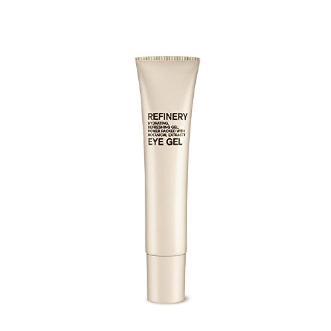 国家偶然知事The Refinery Eye Gel 15ml (Pack of 6) - 製油所目ゲル15ミリリットル x6 [並行輸入品]