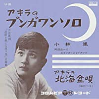 アキラのブンガワンソロ (MEG-CD)