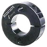 岩田製作所(IKS) セットカラー スリットカラー(黒染め) 2穴付 SCS0812CP2