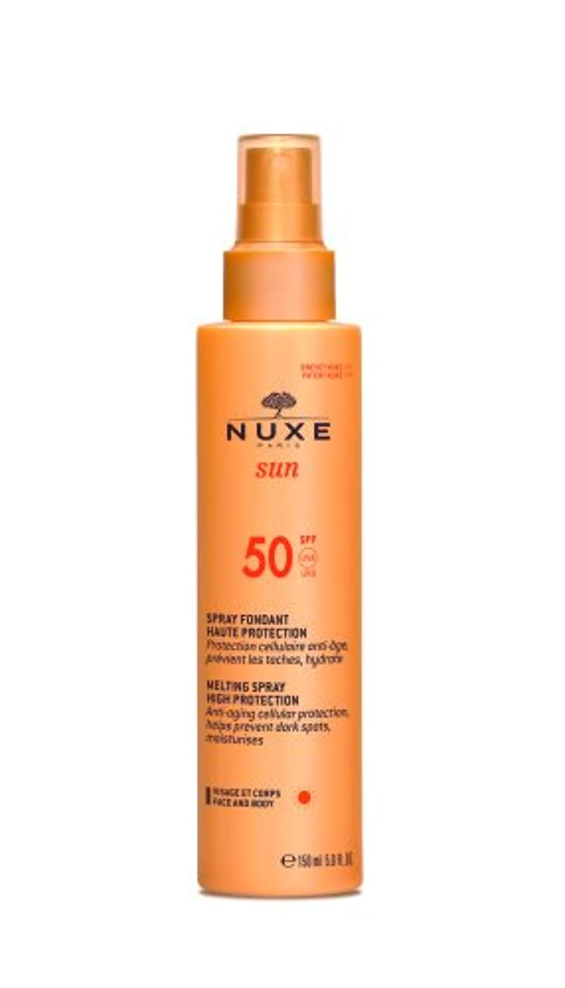 気分が良い残忍な元のニュクス Nuxe Sun Melting Spray High Protection SPF 50 150ml [並行輸入品]