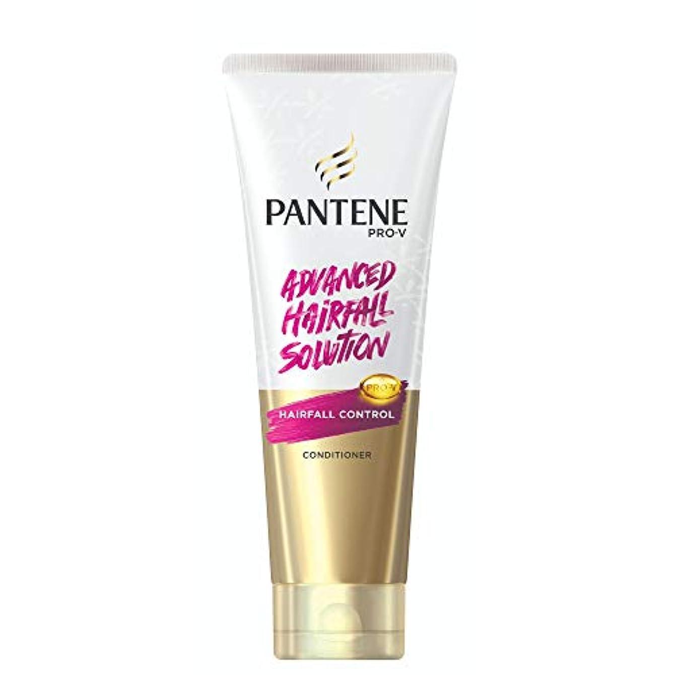 分散犯す献身Pantene Advanced Hair Fall Solution Hair Fall Control Conditioner, 180 ml
