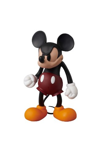 VCD ミッキーマウス (ライバル大騒動より)(ノンスケール PVC製塗装済み完成品)