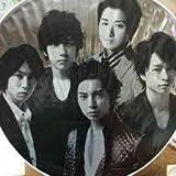 うちわ ★ 嵐 (集合) 2009-2010 「Johnny's COUNTDOWN CONCERT(カウコン)」