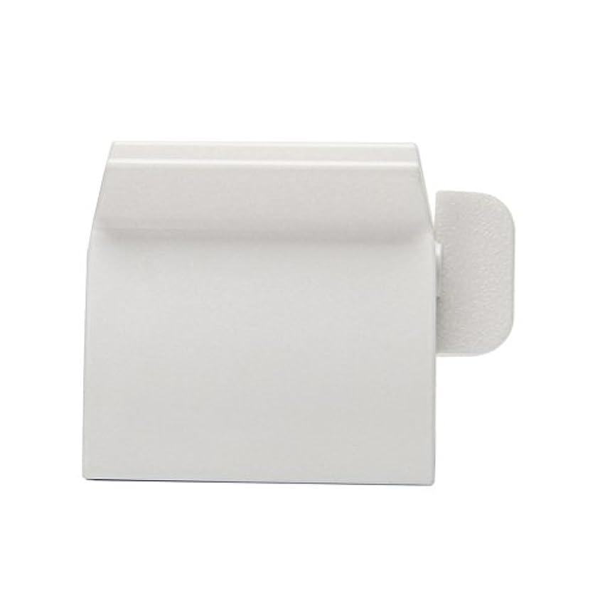 涙シエスタまあLamdoo浴室ホームチューブローリングホルダースクイーザ簡単歯磨き粉ディスペンサー