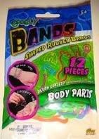 [ググリーバンド ブレスレット]GOOGLY BANDS BRACELETS Googly Bands Bracelet BODY PARTS ブレスレット GBBP-001 [並行輸入品]