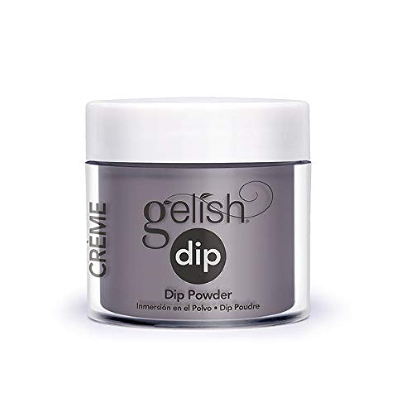 モットー七面鳥個人的にHarmony Gelish - Acrylic Dip Powder - Met my Match - 23g / 0.8oz