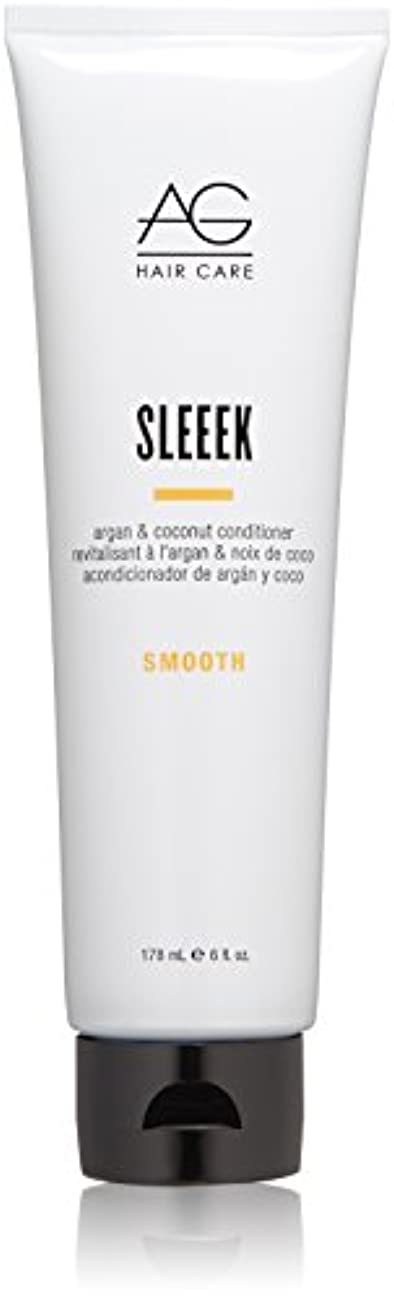 岸兵士パッドSleeek Argan & Coconut Conditioner