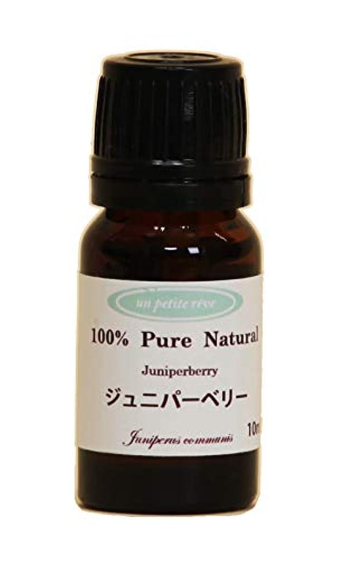 ジュニパーベリー  10ml 100%天然アロマエッセンシャルオイル(精油)