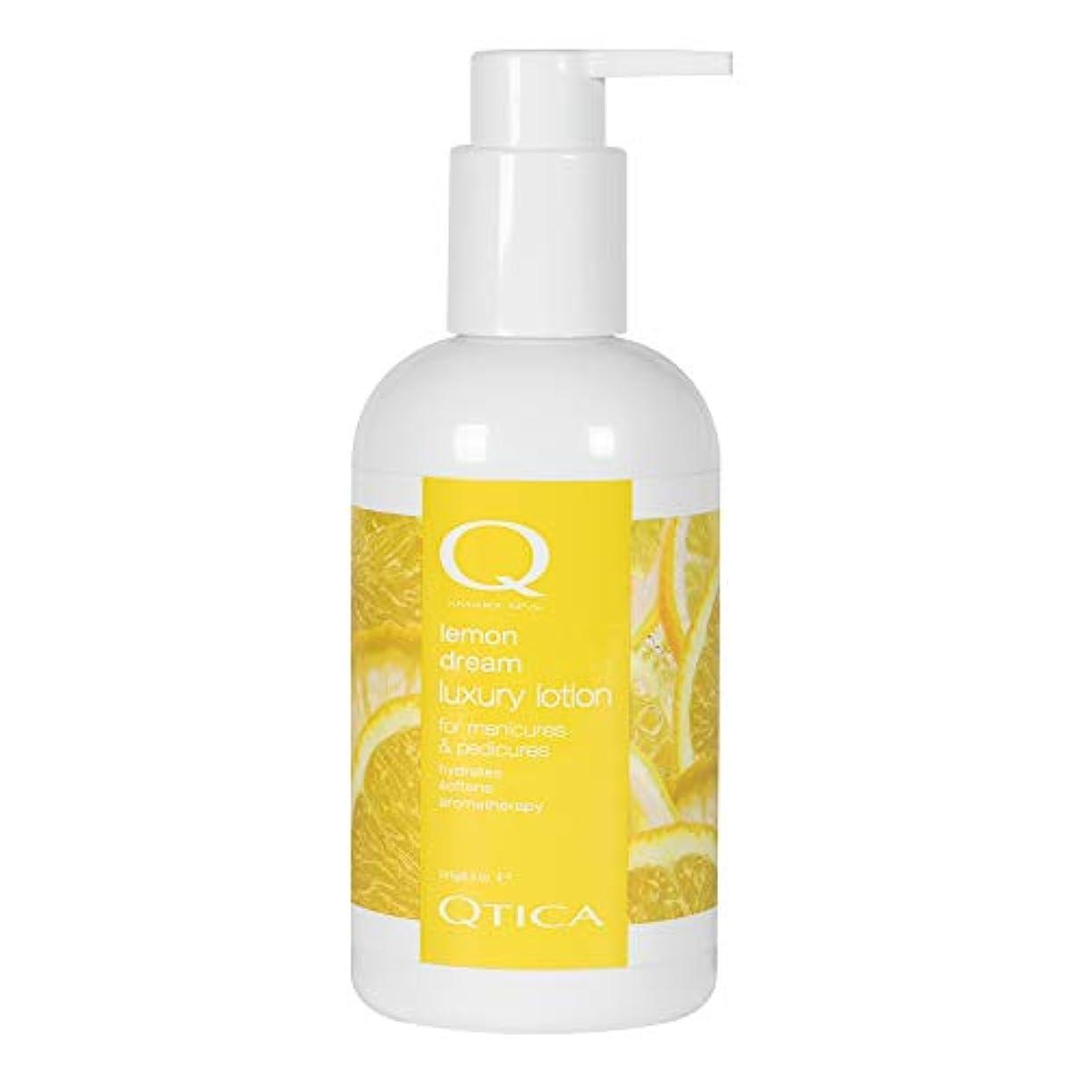 冊子凍結気配りのあるQTICA スマートスパ ローション レモンドリーム 241g ケア用品