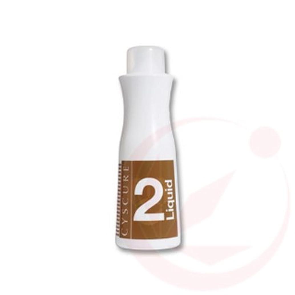 ペンダント苦い舌なタマリス シスキュア2リキッド 1000g (パーマ剤/2剤)