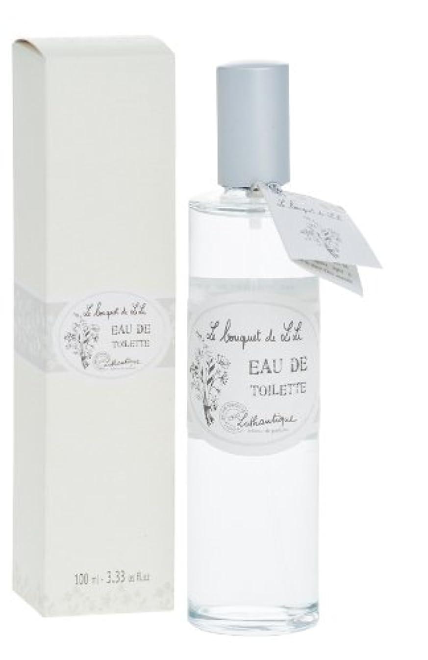 資源市町村アームストロングLothantique(ロタンティック) Le bouquet de LiLi(ブーケドゥリリシリーズ) オードトワレ 100ml 3420070029003
