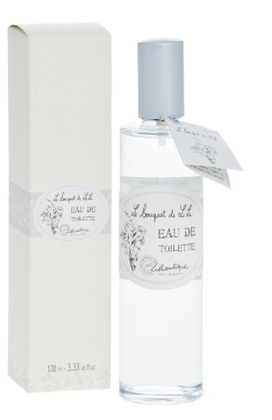 アラームクリップ蝶ボックスLothantique(ロタンティック) Le bouquet de LiLi(ブーケドゥリリシリーズ) オードトワレ 100ml 3420070029003