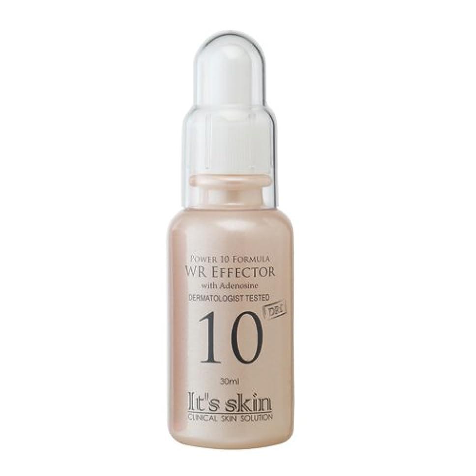 神秘重要な化学It's skin/イッツスキン Power 10 Formula WR Effector/パワー10フォーミュラWR エフェクター(エッセンス)30ml 2PM