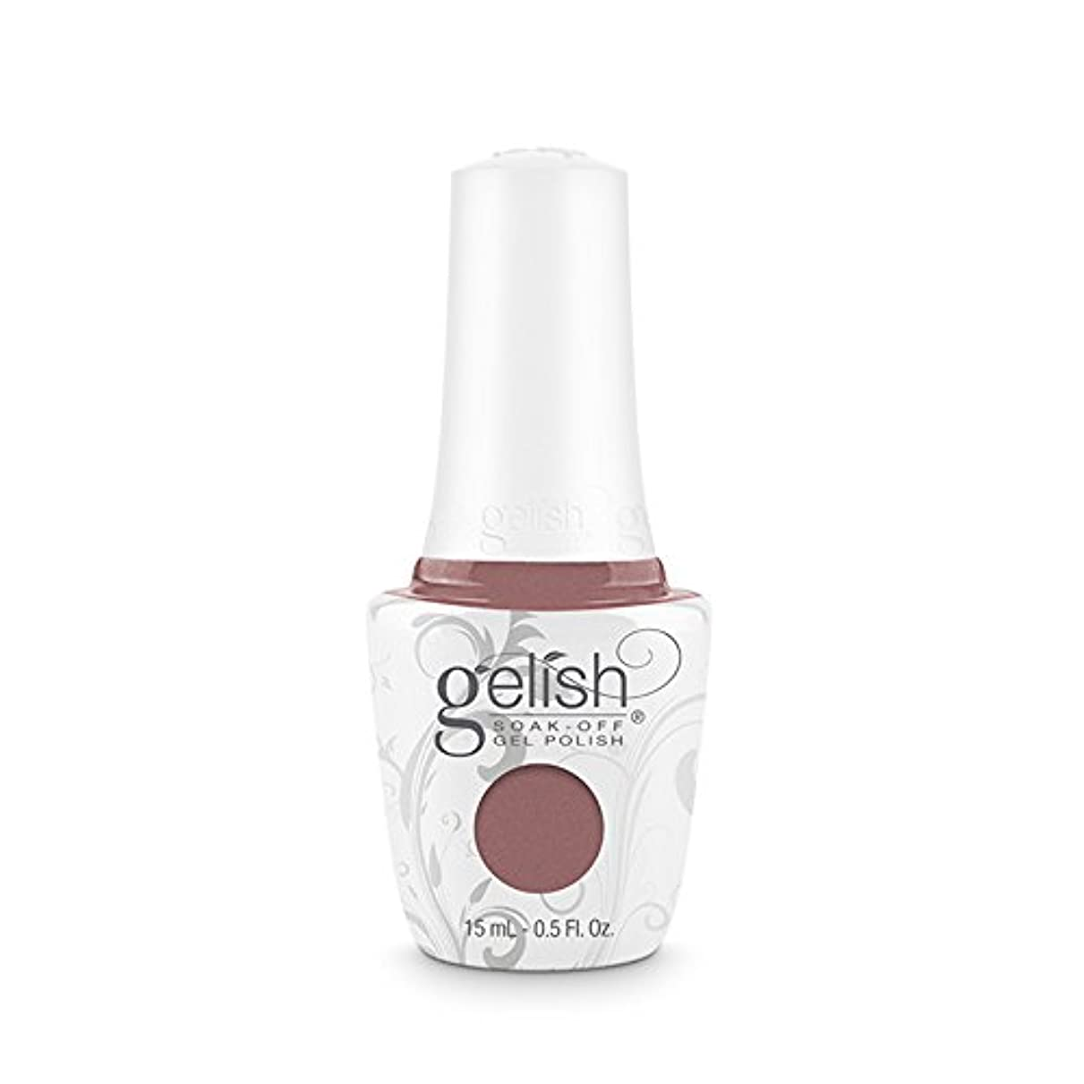 ワゴン考え刃Harmony Gelish Gel Polish - 2017 Matadora - Mauve Your Feet - 0.5oz / 15ml