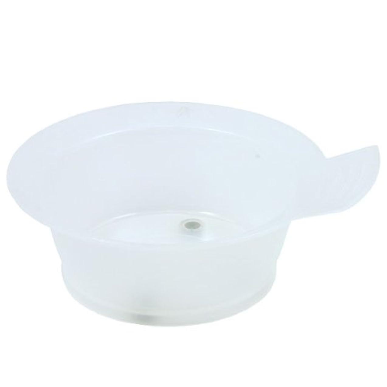 アークキャメル会社TBG ヘアダイカップ クリアホワイト 3個セット