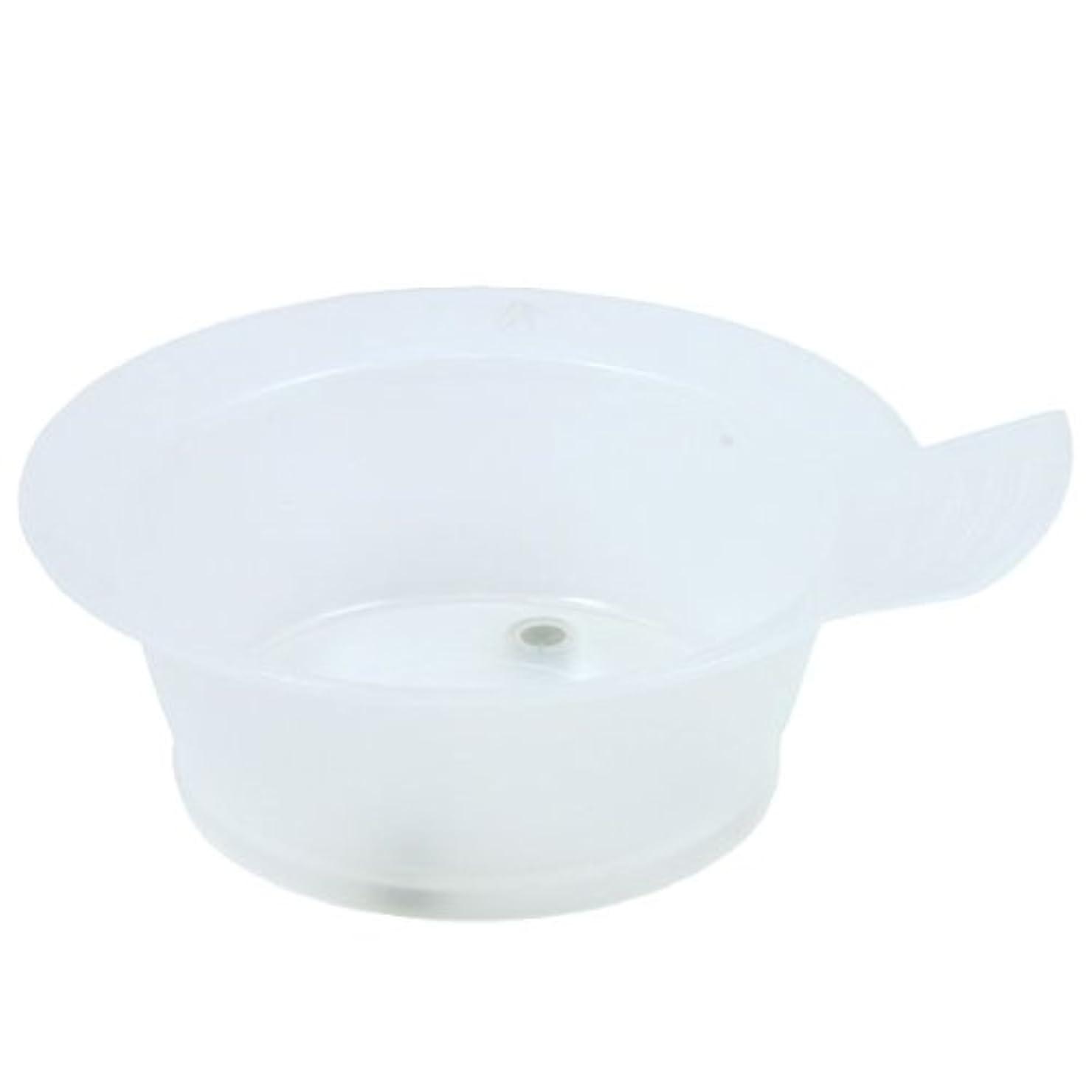 概してアレルギーブリッジTBG ヘアダイカップ クリアホワイト 3個セット