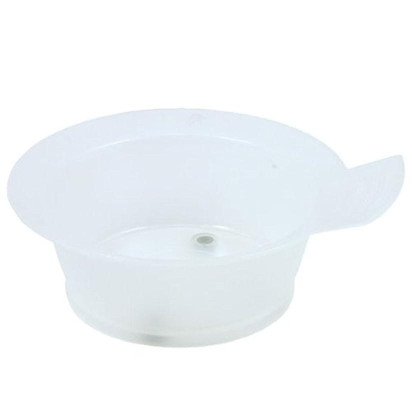 TBG ヘアダイカップ クリアホワイト 3個セット