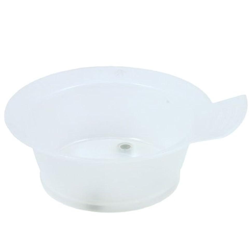 真珠のようなより多い株式TBG ヘアダイカップ クリアホワイト 3個セット