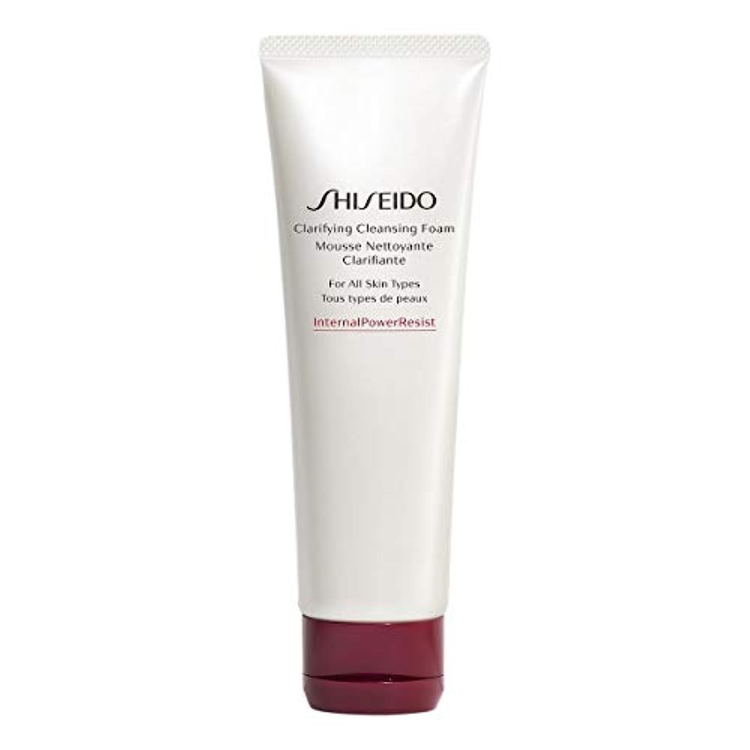 バラエティ無謀送る資生堂 Defend Beauty Clarifying Cleansing Foam 125ml/4.6oz並行輸入品