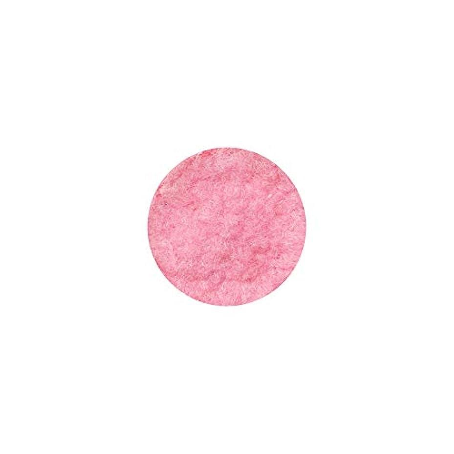 ふつうワーカー消化器ベルベットパウダー[ライトピンク] フェルト ジェルネイル