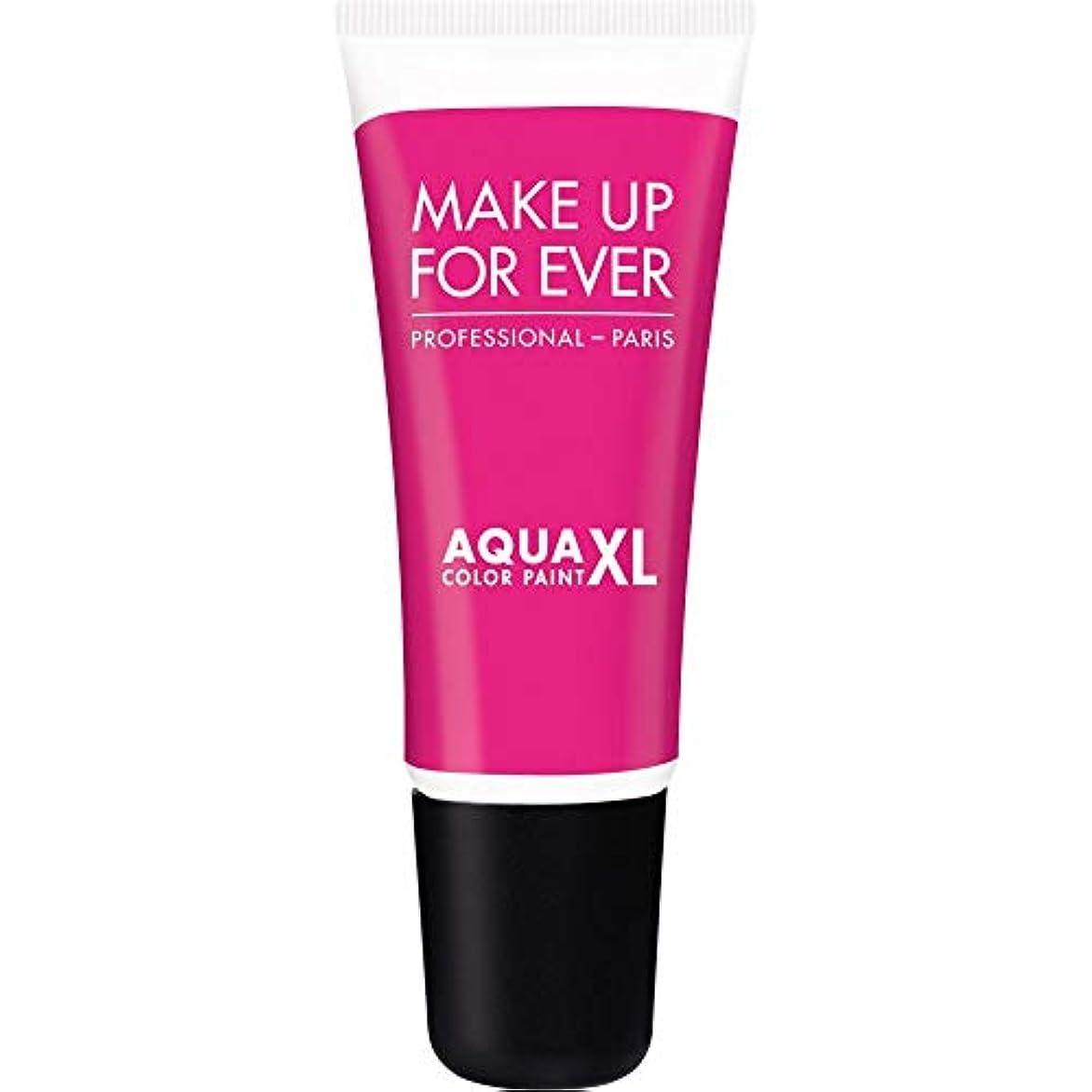 排除する不規則性構造[MAKE UP FOR EVER] 防水アイシャドウ4.8ミリリットルのM-82 - - マットFuschia史上アクアXl色の塗料を補います - MAKE UP FOR EVER Aqua XL Color Paint...