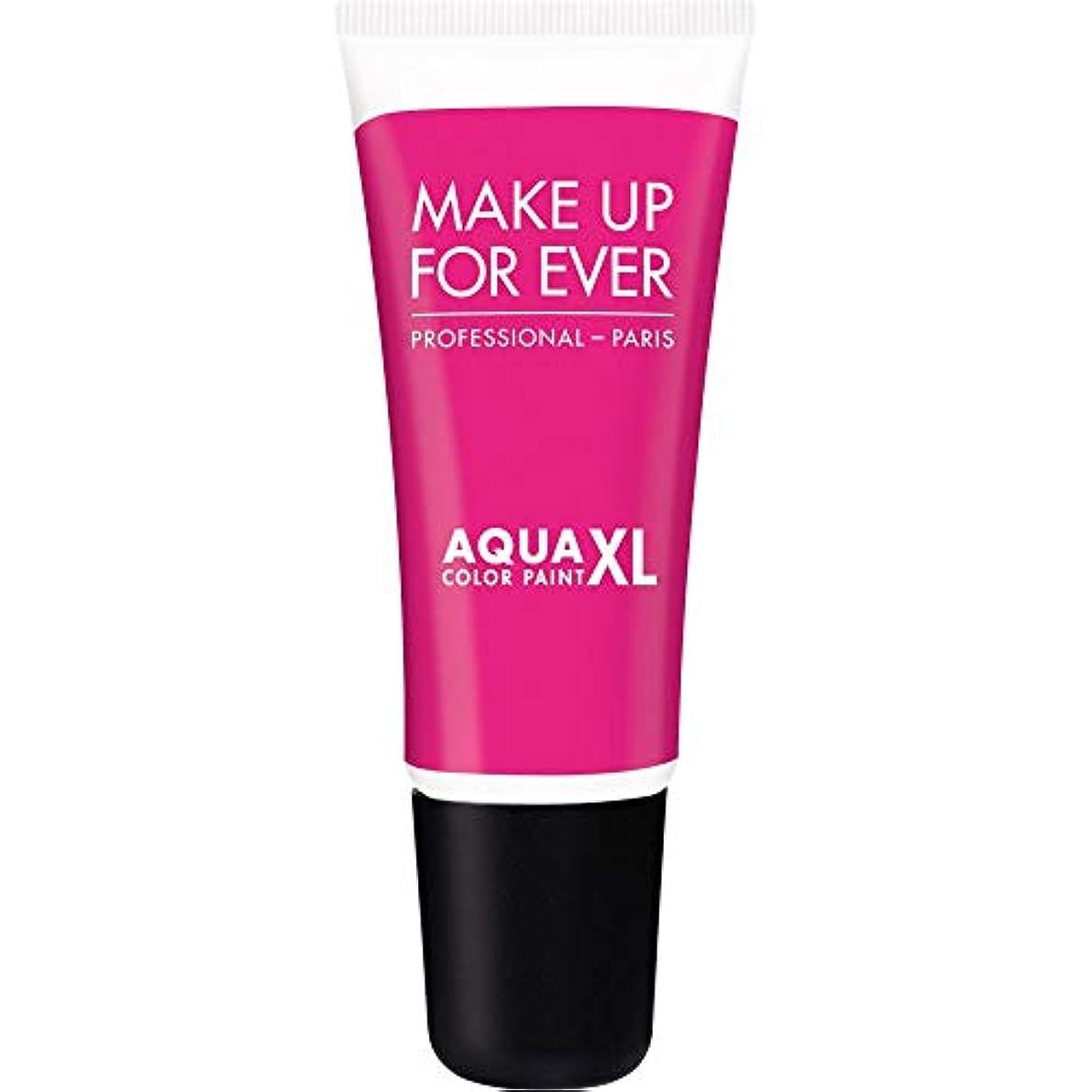 コロニアル机仕える[MAKE UP FOR EVER] 防水アイシャドウ4.8ミリリットルのM-82 - - マットFuschia史上アクアXl色の塗料を補います - MAKE UP FOR EVER Aqua XL Color Paint...