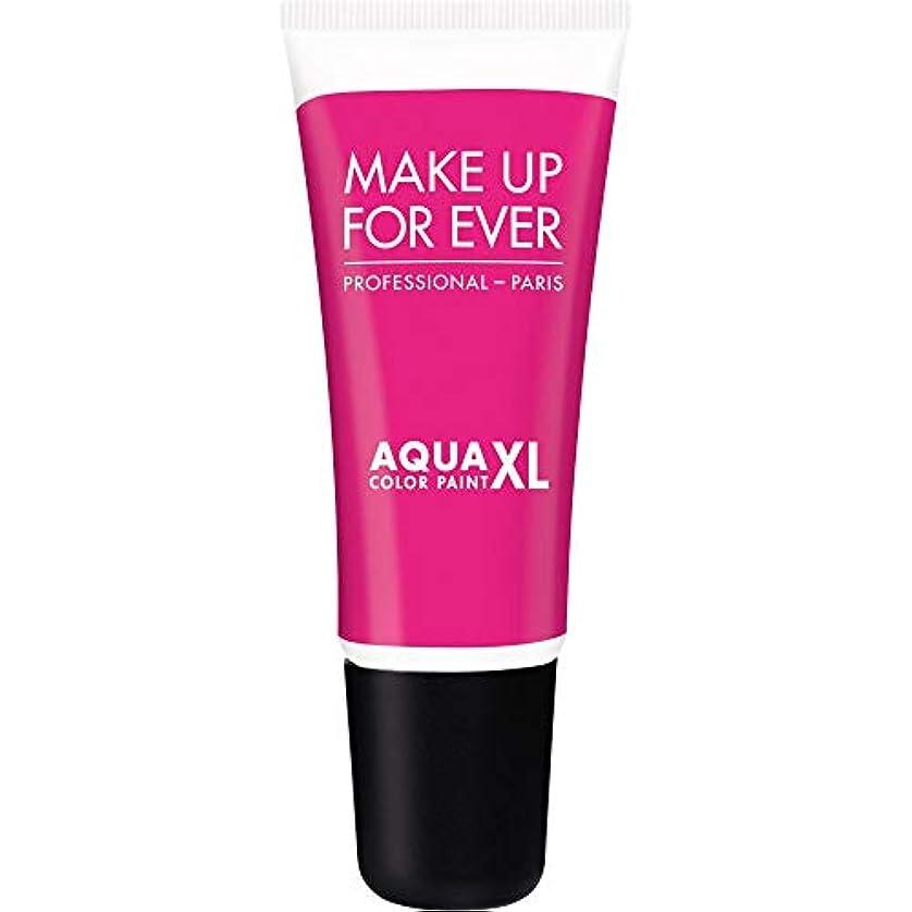 火喉が渇いたシンク[MAKE UP FOR EVER] 防水アイシャドウ4.8ミリリットルのM-82 - - マットFuschia史上アクアXl色の塗料を補います - MAKE UP FOR EVER Aqua XL Color Paint...