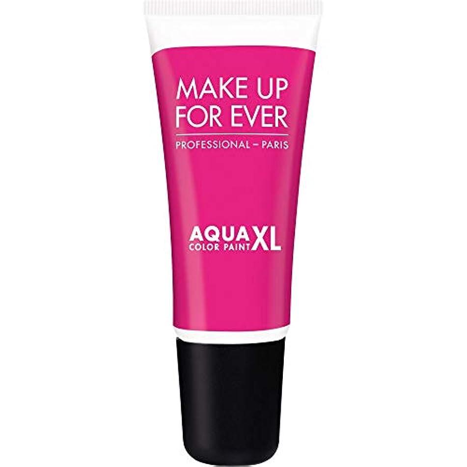 いわゆる感心する大騒ぎ[MAKE UP FOR EVER] 防水アイシャドウ4.8ミリリットルのM-82 - - マットFuschia史上アクアXl色の塗料を補います - MAKE UP FOR EVER Aqua XL Color Paint...