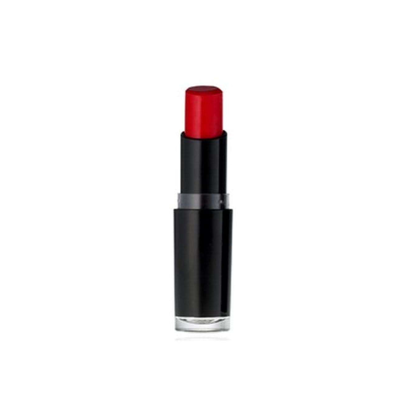 ゆるく邪悪な惨めなWET N WILD Mega Last Matte Lip Cover - Red Velvet (並行輸入品)