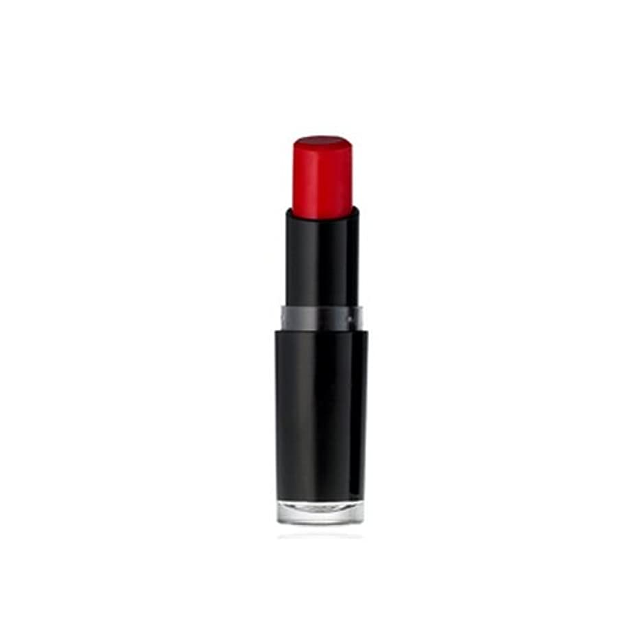 連鎖うまれた規制するWET N WILD Mega Last Matte Lip Cover - Red Velvet (並行輸入品)