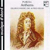 Purcell;Anthems