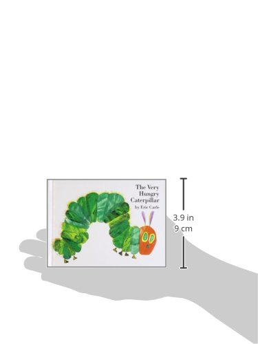 The Very Hungry Caterpillar: miniature edition