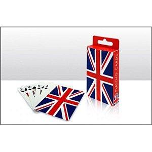 Elgate Union Jack cartes de poker 24 cartes