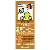 豆乳飲料 麦芽コーヒー 200ML 200ML × 18本