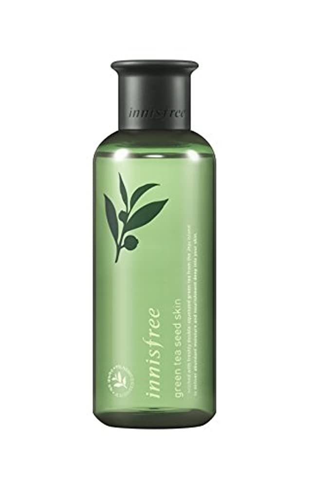 最大化するテクトニックキルトイニスフリー日本公式(innisfree) グリーンティーシード スキン[化粧水]200mL