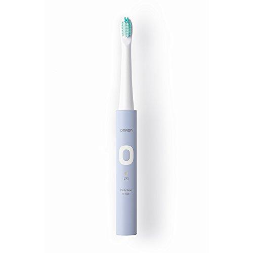 オムロン 音波式電動歯ブラシ ラベンダー HT-B307-V
