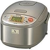 ZOJIRUSHI 3合炊きマイコン炊飯ジャーちょっと炊け NS-LC05-XJ ステンレスブラウン