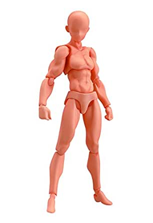 アーキタイプ:ヒ― flesh color ver. ノンスケール ABS&PVC製 塗装済み可動フィギュア (再販)