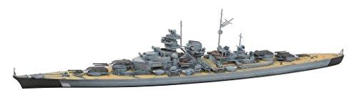 青島文化教材社 艦隊これくしょん No.30 戦艦 ビスマルクdrei 1/700スケール プラモデル