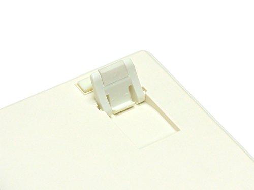 FILCO Majestouch2 91テンキーレス茶軸日本語配列かななし USB&PS2両対応 Nキーロールオーバー対応 独Cherry茶軸採用メカニカルキーボード クリームホワイト FKBN91M/NCW2