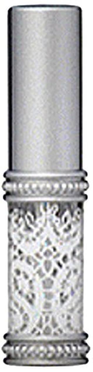 牽引変色する引き出しヒロセアトマイザー メタルラメレース 16128 SV (メタルラメレース シルバー)