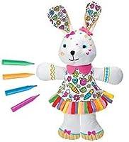 アレックス ALEX Toys Color Me Bunny with Removable Clothing and 4 Washable Markers. (並行輸入品)