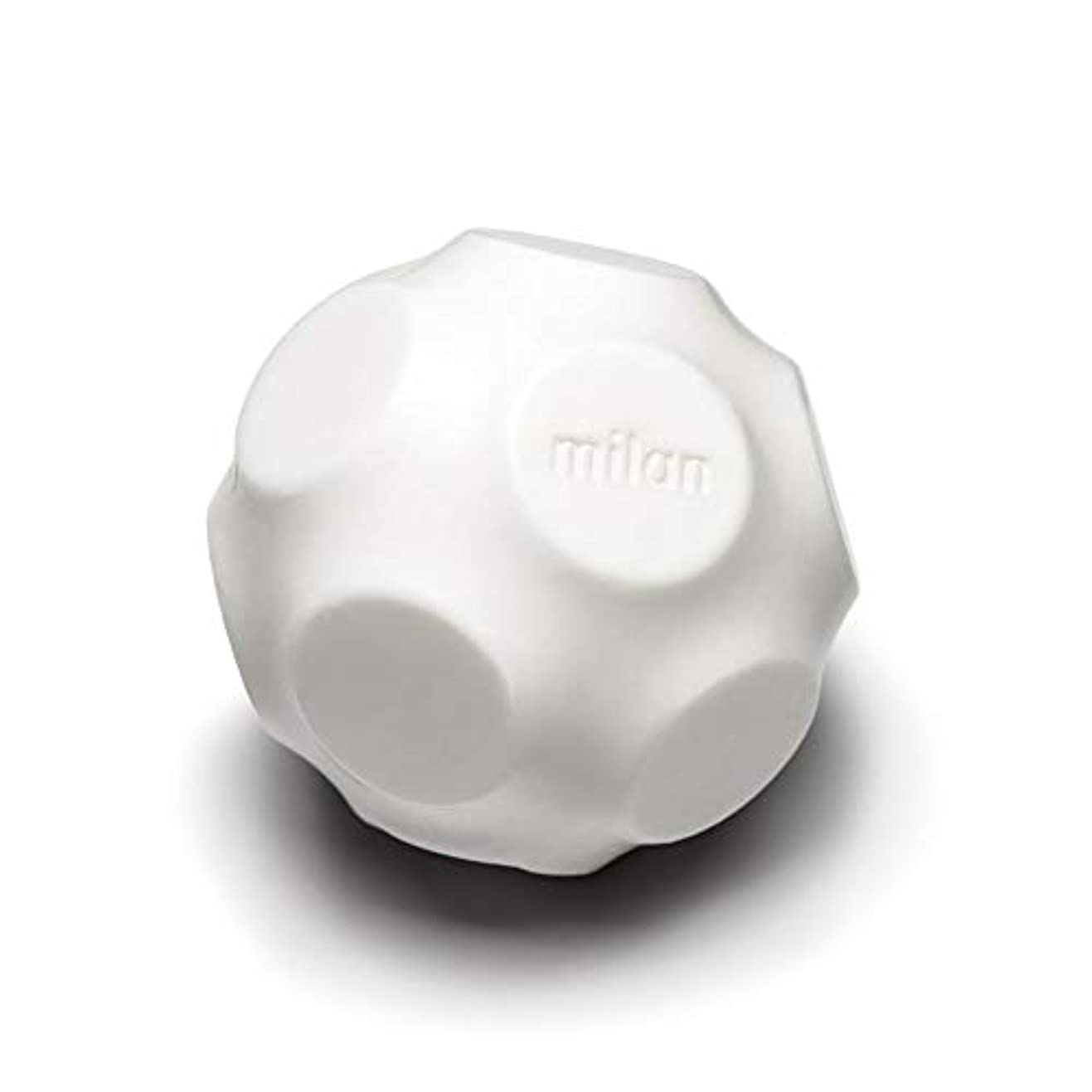 女将代わって後方Maison Milan SIMONA ダイヤモンド粉 ホワイト 石鹸