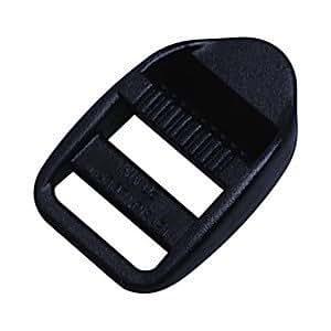 WOOJIN (ウージン) ラダーロック テープアジャスター 15mm 【ゆうパケット発送】