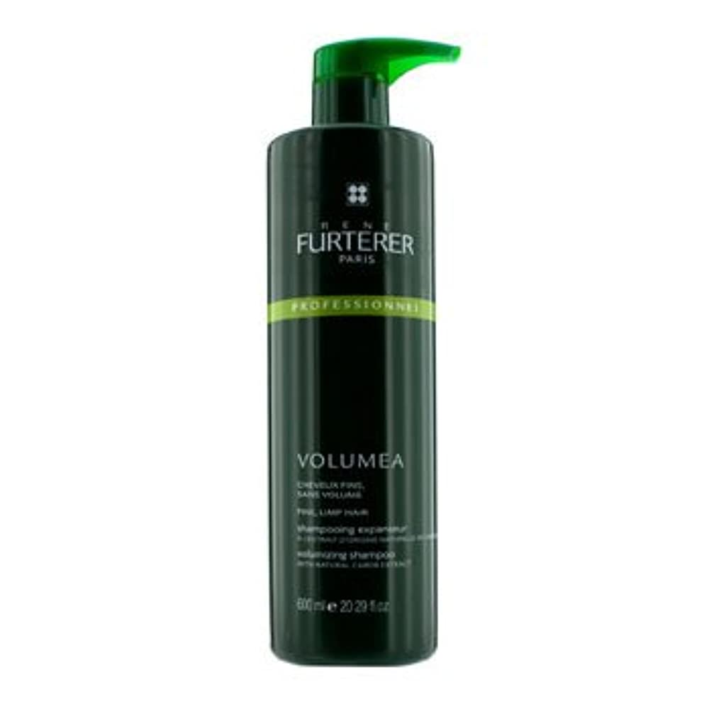 水族館魔法[Rene Furterer] Volumea Volumizing Shampoo (For Fine and Limp Hair) 600ml/20.29oz