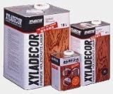 キシラデコール 4L 屋外木部用 木材保護塗料 シルバーグレイ
