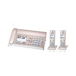 パナソニック デジタルコードレスFAX 子機2...の関連商品5